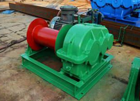 JYB Anti-explosion Electric Winch