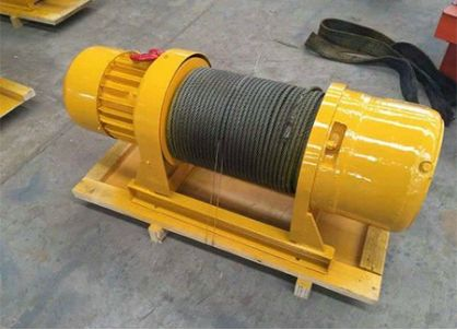 JKD Planetary Electric Winch