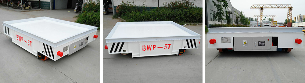 BWP 5T Transfer Cart Exported To Malaysia