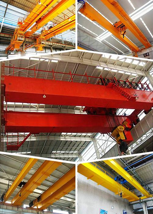 Overhead Trolley Crane