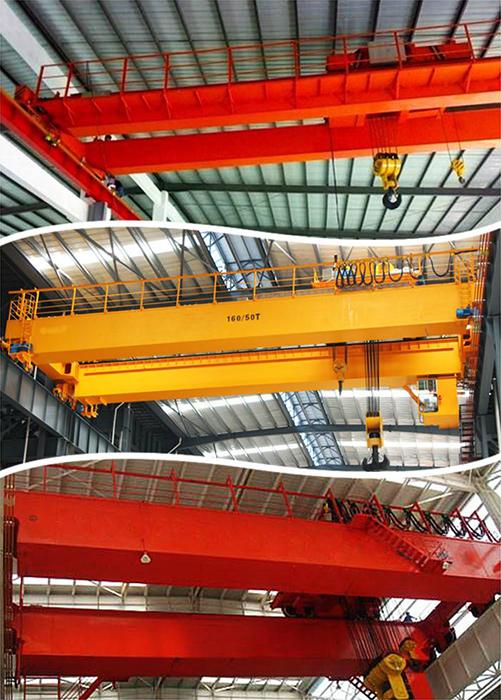 Double Girder Overhead Crane Design