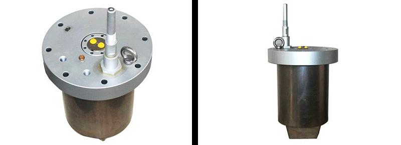 Wind Turbine Rotor Lock Pin
